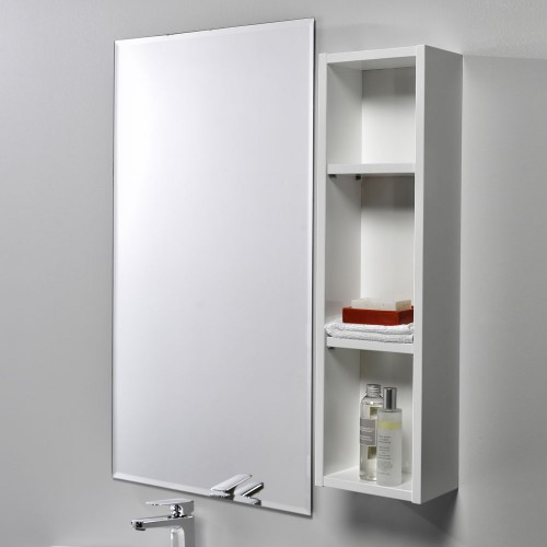 Soji shelf unit athena bathrooms for Small bathroom designs nz