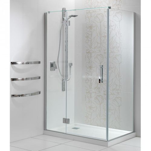 Allora 900x1200 2 Wall Rectangle Tiled Wall- RRP $2750