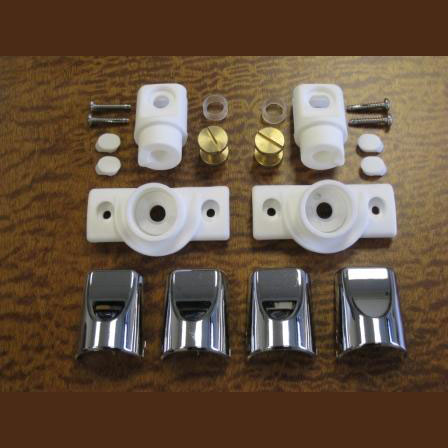 White Pivot Block Set Seville Amp Charisma Athena Bathrooms