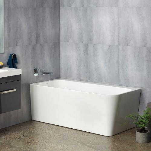 Beautiful ... Contro Left Hand Corner Bath   RRP $2170 ...