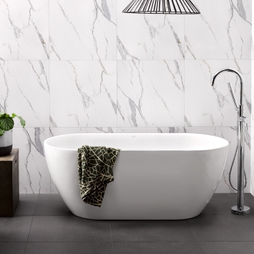 Cassini 1500 Freestanding Bath - RRP $2170