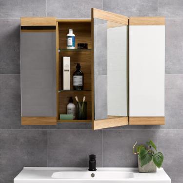 Soji 1000 Mirror Cabinet Baroque - RRP $1020