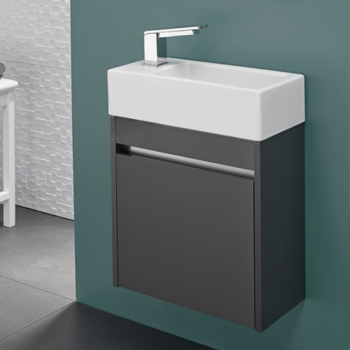 Mini VC Alumino Wall Exochique Graphite - RRP $1230