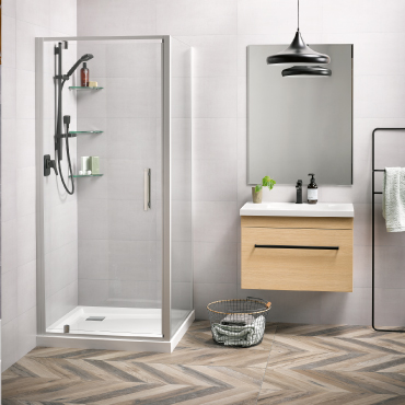 Soul 900x900 2 Wall Square Tiled Wall Satin