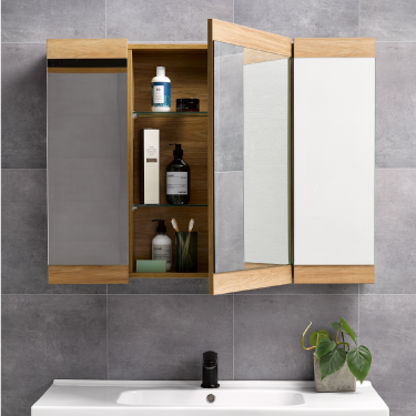 Soji Mirror Cabinet Athena Bathrooms