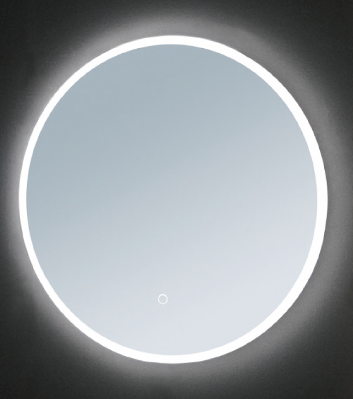 800 Round Iluminar LED Mirror