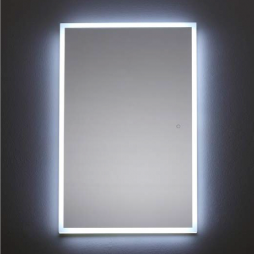 900 Iluminar LED Mirror Vertical (Cold Light)  - RRP $680